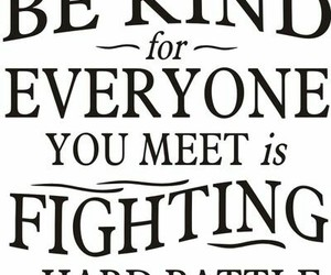everyone, kindness, and be kind image
