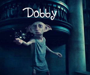 harry potter, dobby, and deathly hallows part 1 image