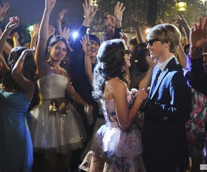 girl, sterling knight, and starstruck image