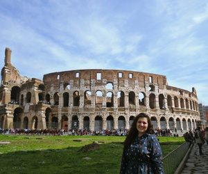 Coliseum, italy, and rome image