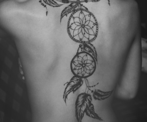 beautiful, tatto, and tatuajes image