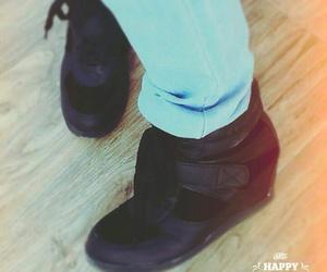 fashion, retrica, and shoes image