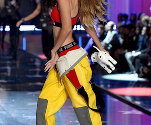 gigi hadid, Victoria's Secret, and model image