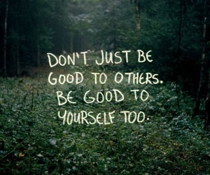quotes, good, and yourself image