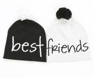 best friend, invierno, and navidad image