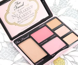 chanel, make up, and love image