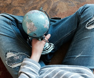 world and jeans image