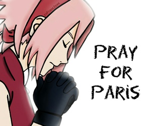 anime and pray for paris image