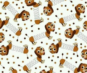 wallpaper, toy story, and dog image