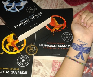 books, november, and hunger games image