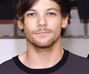 angel, louistomlinson, and louis image