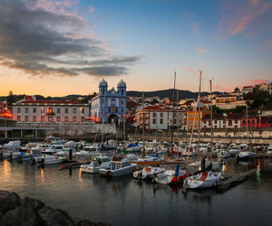 azores, city, and portugal image