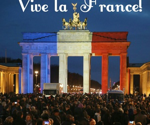 europe, monument, and france image