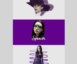 pll and spencer hastings image