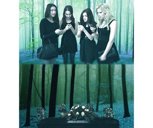 pll, a, and girls image