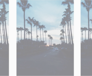grunge, header, and los angeles image