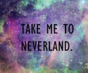 neverland, galaxy, and take image