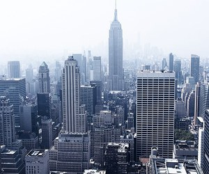 Dream, empire state building, and fashion image