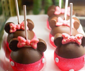 minnie, yum, and bow image
