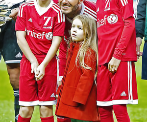 David Beckham, family, and brooklyn beckham image
