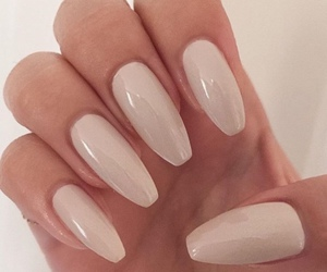 beauty, classic, and nails image