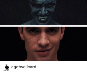 brendon urie, music video, and P!ATD image