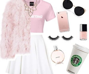 fashion, pink, and scream queens image