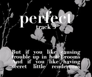 edit, Lyrics, and not mine image