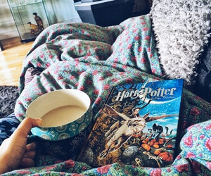 potter and book image