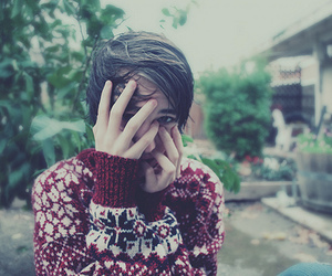 boy, cute, and sweater image