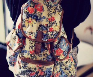 awesome, colorful, and schoolbag image