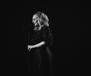 Adele, 21, and 25 image