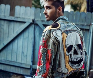 bill kaulitz, tokio hotel, and Hot image