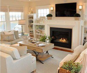 home, living room, and livingroom image