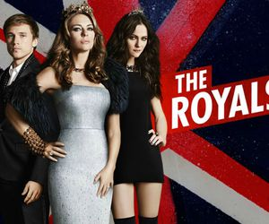 Elizabeth Hurley, william moseley, and the royals image