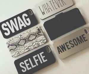swag, awesome, and selfie image