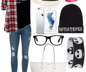 follow, me, and outfit image