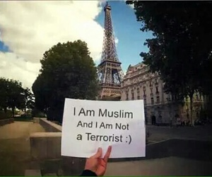 muslim, islam, and paris image
