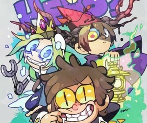 bipper, adventure time, and gravity falls image