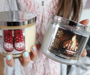 candle, christmas, and tumblr image