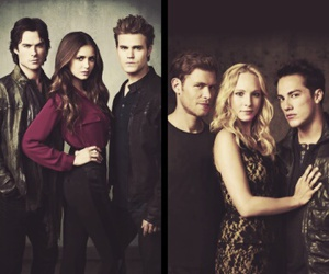 the vampire diaries, tyler, and tvd image