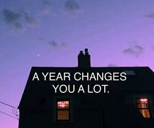 quotes, change, and year image