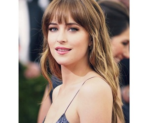 dakota johnson, fifty shades of grey, and beautiful image