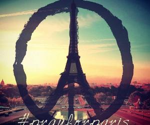 pray for paris, prayforparis, and 😪 image