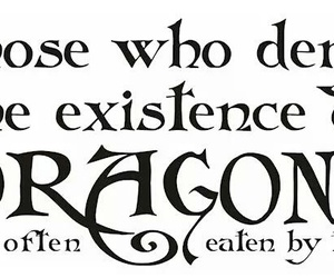 dragon and quotes image