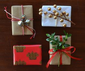 christmas and present image