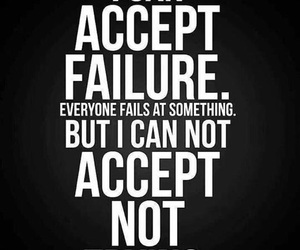 quote, failure, and life image