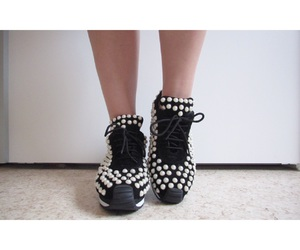 jeffrey campbell, jeffrey campbell shoes, and cute sneakers image