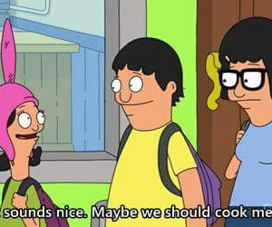 bobs burgers and funny image