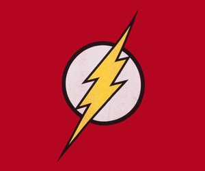 the flash and flash image